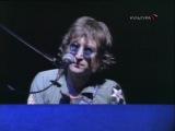Джон Леннон и Йоко Оно. Концерт в Нью-Йорке (30.08.1972)